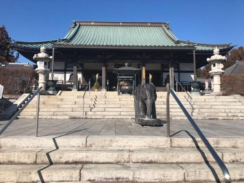 大聖寺 - 土浦市/茨城県 の見どころ。大聖寺本堂です... by 快 | Omairi(おまいり)