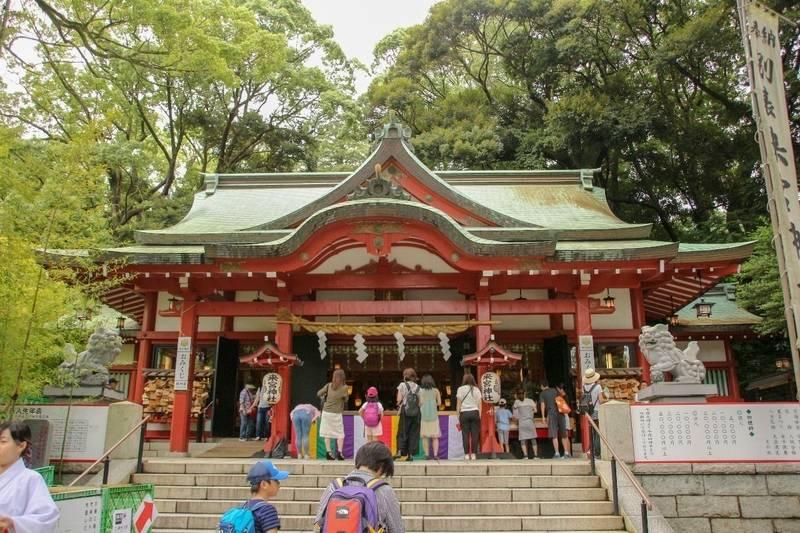 来宮神社 - 熱海市/静岡県 の見どころ。初めて参拝さ... by ずんくま | Omairi(おまいり)