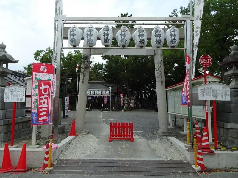 別小江神社 - 名古屋市/愛知県 の見どころ。別小江神... by なっくん | Omairi(おまいり)