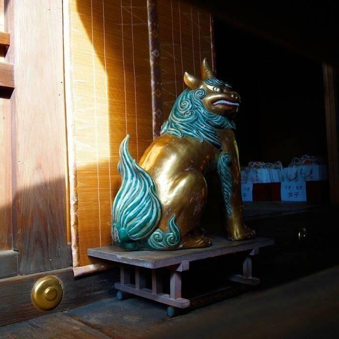 車折神社 - 京都市/京都府 の見どころ。本殿の狛犬は... by しー。 | Omairi(おまいり)
