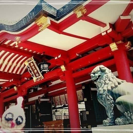 西宮神社 - 西宮市/兵庫県 の見どころ。#狛犬 ♡(... by ☆さんぼ☆   Omairi(おまいり)