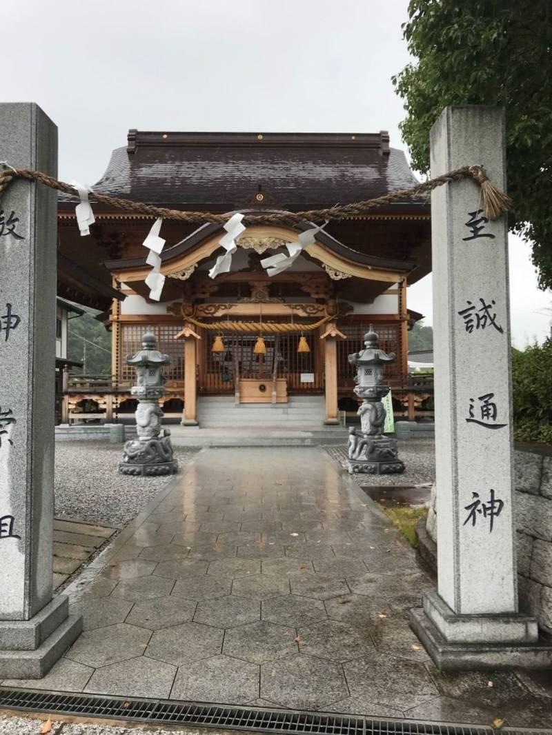岩国白蛇神社 - 岩国市/山口県 の見どころ。生憎の雨... by .+*:゚Ree.+*:゚ | Omairi(おまいり)