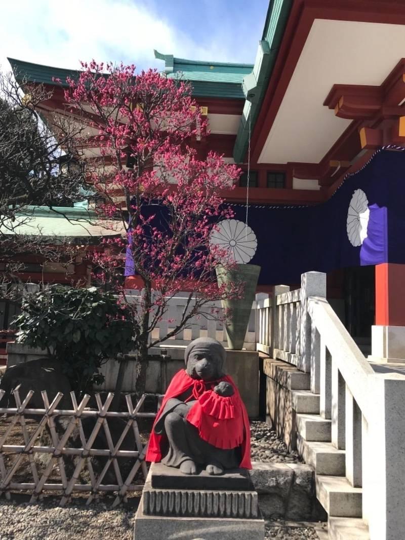 日枝神社 - 千代田区/東京都 の見どころ。社殿の前に... by ゆうこりん | Omairi(おまいり)