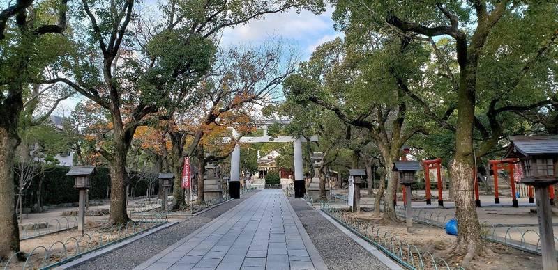 湊川神社  (楠公さん) - 神戸市/兵庫県 の見どこ... by リンタロス | Omairi(おまいり)