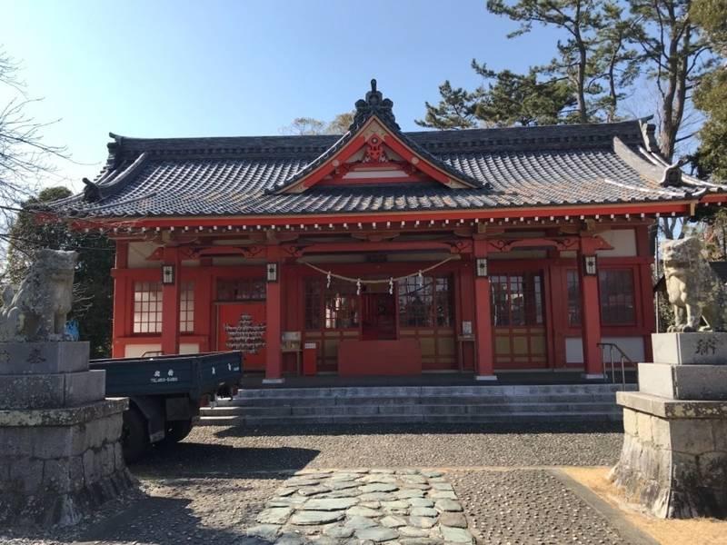 秋葉神社 - 浜松市/静岡県 の見どころ。こちらが拝殿... by ゆうこりん | Omairi(おまいり)