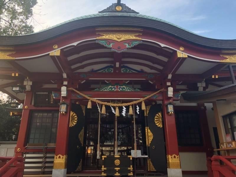 居木神社 - 品川区/東京都 の見どころ。菊の御紋が煌... by みかん | Omairi(おまいり)
