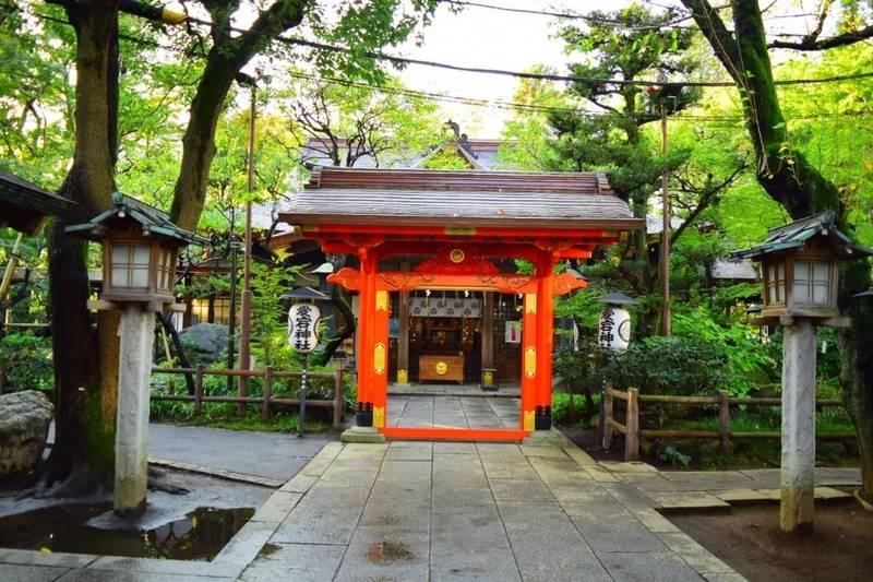 愛宕神社 - 港区/東京都 の立ち寄り。ちょうど雨上が... by kana_musubi   Omairi(おまいり)