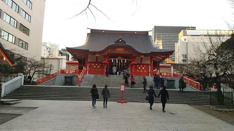 花園神社 - 新宿区/東京都 の見どころ。地下鉄新宿三... by TOKKY1747 | Omairi(おまいり)