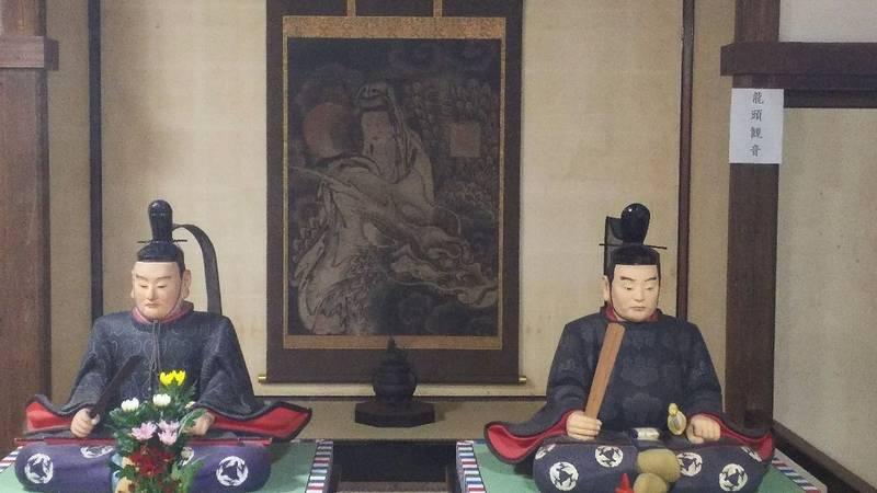臨済寺 - 静岡市/静岡県 の見どころ。二人の像に、龍... by まつ | Omairi(おまいり)