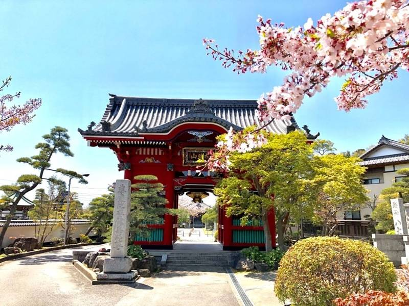 華蔵院 - ひたちなか市/茨城県 の見どころ。駐車場か... by モモ太郎 | Omairi(おまいり)