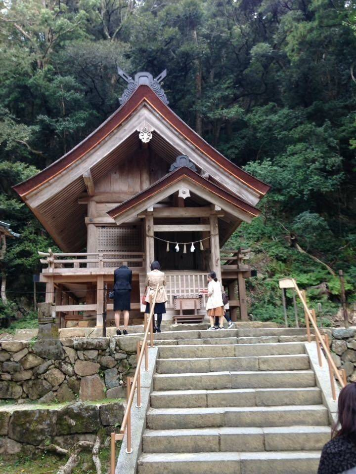 出雲大社 - 出雲市/島根県 の見どころ。本殿の裏にあ... by のりしも | Omairi(おまいり)