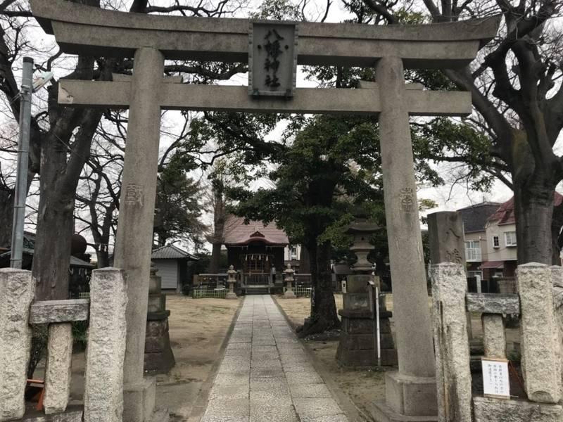八幡橋八幡神社 - 横浜市/神奈川県 の見どころ。横浜... by とと | Omairi(おまいり)