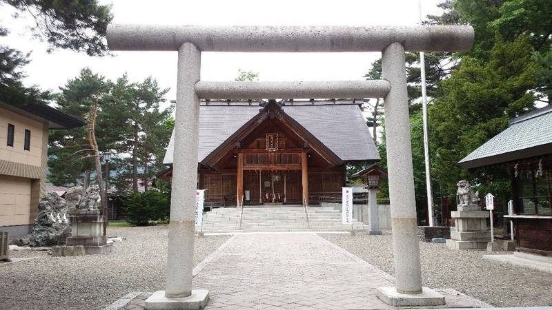 富良野神社 - 富良野市/北海道 の見どころ。富良野神... by 黒モアイ | Omairi(おまいり)