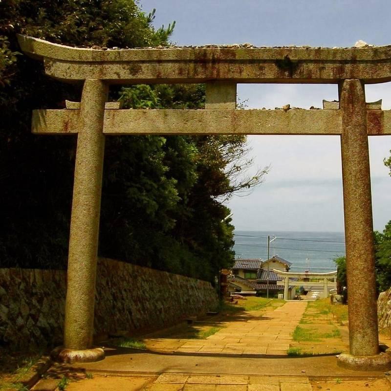 白兎神社 - 鳥取市/鳥取県 の立ち寄り。白兎神社から... by ryosuke375 | Omairi(おまいり)