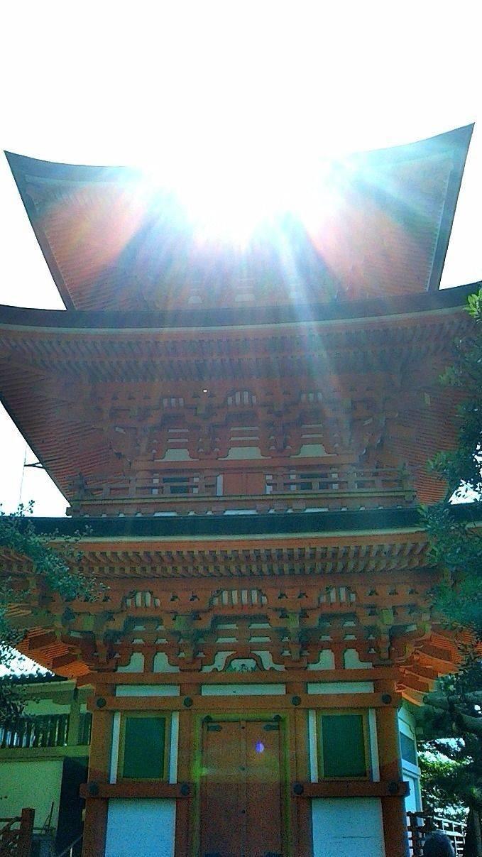 宝厳寺 - 長浜市/滋賀県 の見どころ。三重塔の塔が眩... by ユキンタロー(•ө•)♡ | Omairi(おまいり)
