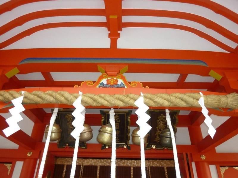 花園神社 - 新宿区/東京都 の見どころ。見えにくいで... by Myutan | Omairi(おまいり)