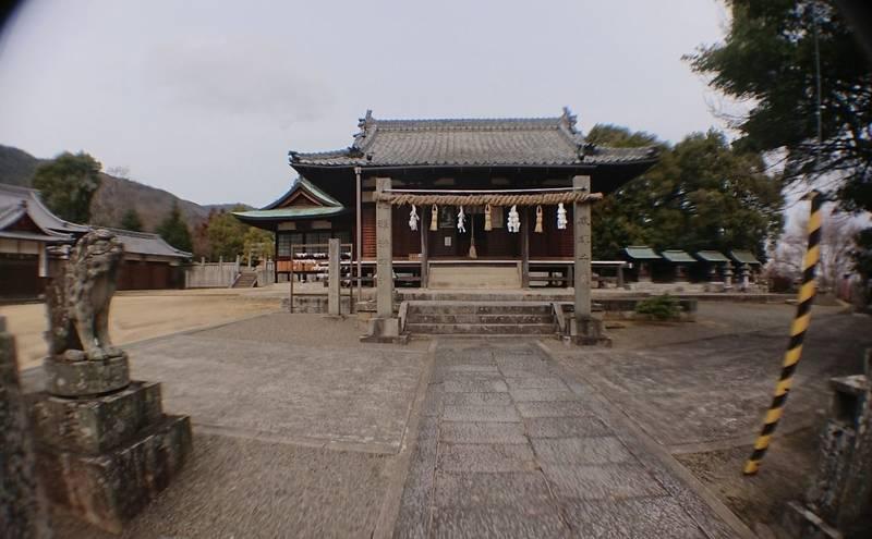 熊岡八幡神社 - 三豊市/香川県 の見どころ。本堂にな... by さくら | Omairi(おまいり)