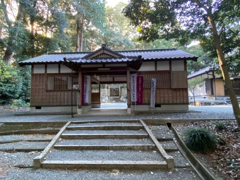 阿射加神社 - 松阪市/三重県   Omairi(おまいり)
