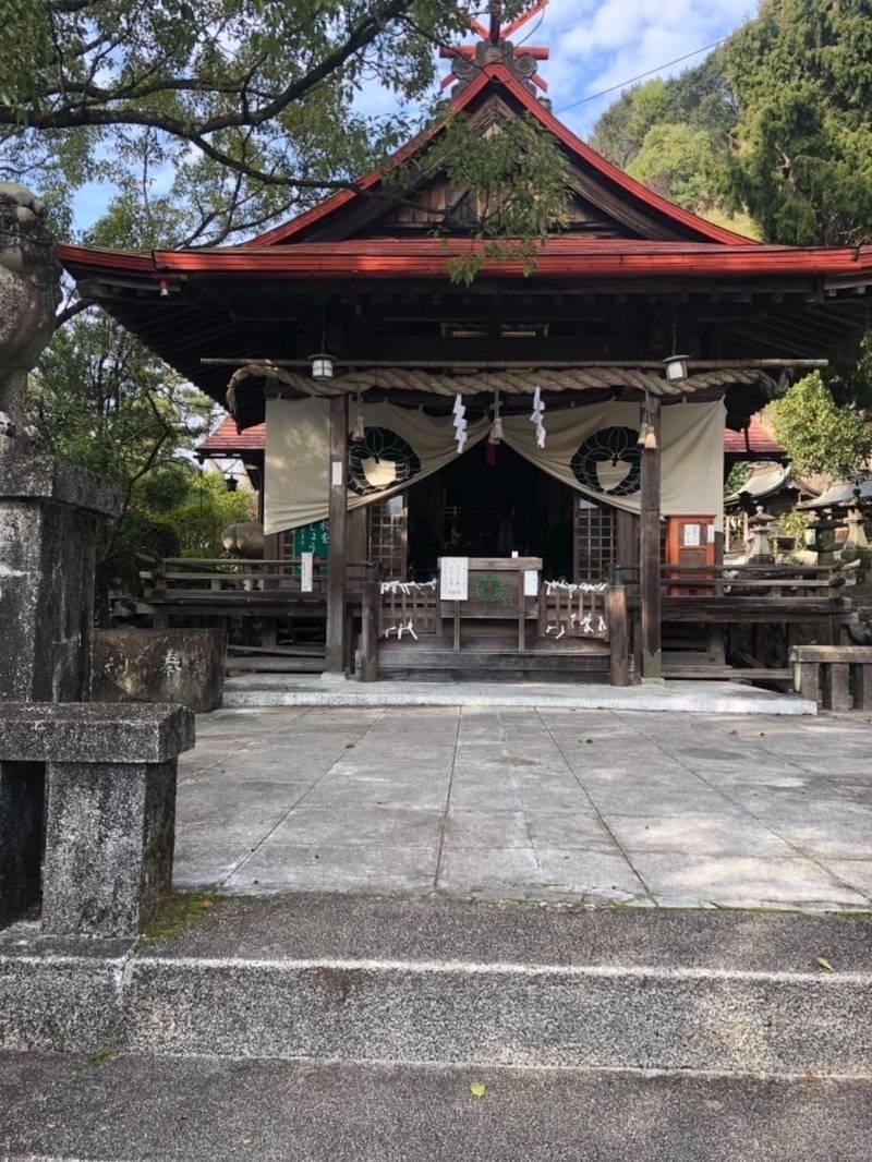多賀神社 - 宇和島市/愛媛県 の見どころ。本殿です小... by トシ | Omairi(おまいり)