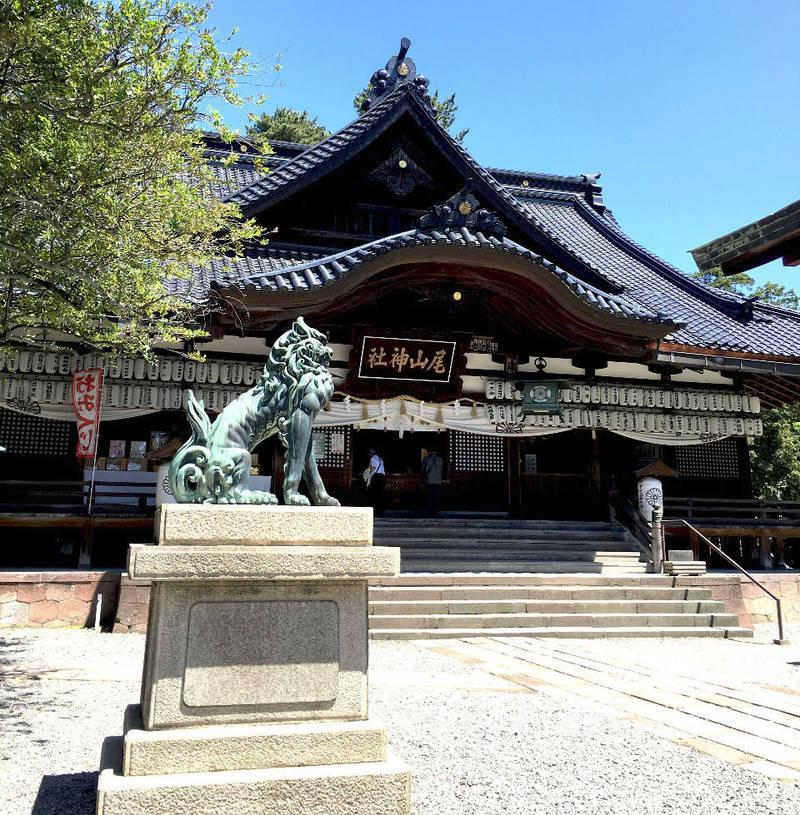 尾山神社 - 金沢市/石川県 の見どころ。とても美しい... by 猫田みみ | Omairi(おまいり)