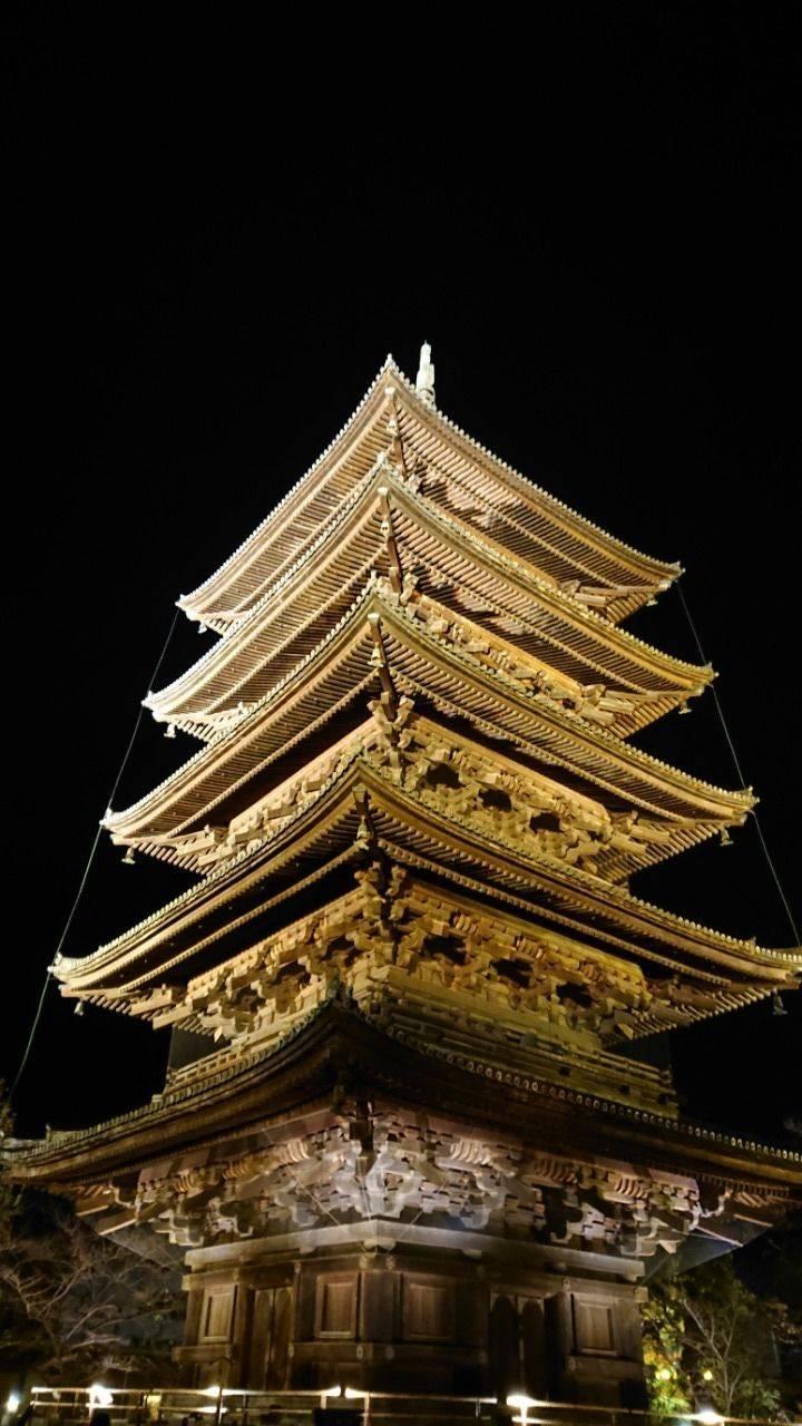 東寺 - 京都市/京都府 の見どころ。沢山の参拝者がお... by るんた | Omairi(おまいり)