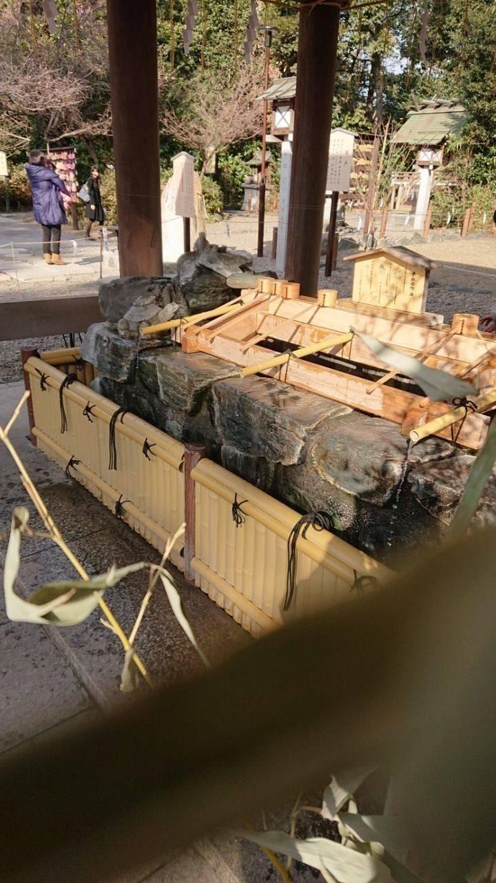 櫻木神社 - 野田市/千葉県 の見どころ。手水舎。前回... by みきえもん | Omairi(おまいり)
