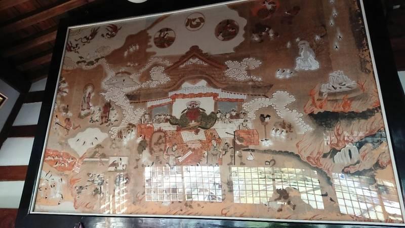 東龍寺の御朱印