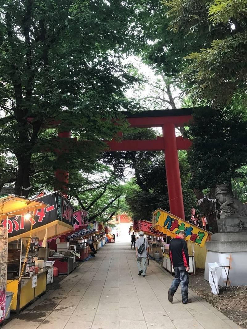 花園神社 - 新宿区/東京都 の見どころ。こちらは大鳥... by ゆうこりん | Omairi(おまいり)