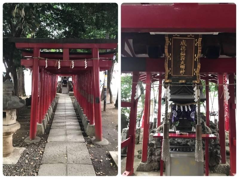 花園神社 - 新宿区/東京都 の見どころ。境内にある威... by ゆうこりん | Omairi(おまいり)
