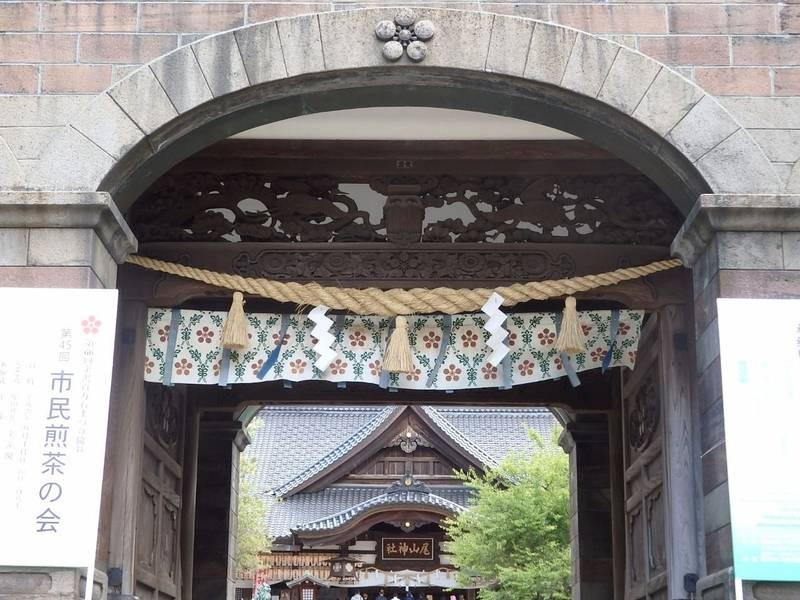 尾山神社 - 金沢市/石川県 の見どころ。神社と言うよ... by linlin   Omairi(おまいり)