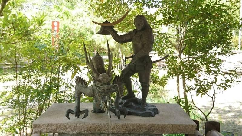 青葉神社 - 仙台市/宮城県 の見どころ。手水舎がかっ... by どん | Omairi(おまいり)