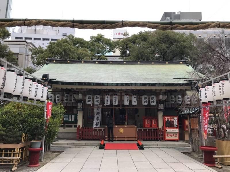露天神社 (お初天神) - 大阪市/大阪府 の見どころ... by とと | Omairi(おまいり)
