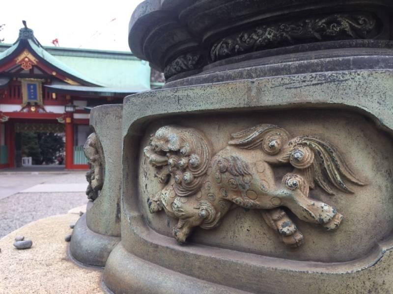 日枝神社 - 千代田区/東京都 の見どころ。日枝神社の... by anzu   Omairi(おまいり)