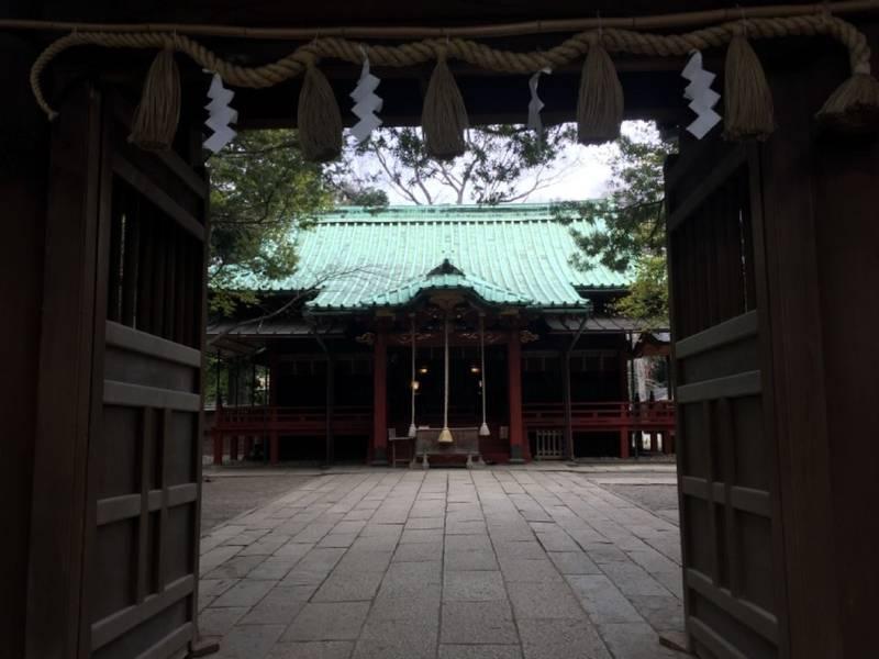 赤坂氷川神社 - 港区/東京都 の見どころ。赤坂氷川神... by anzu | Omairi(おまいり)