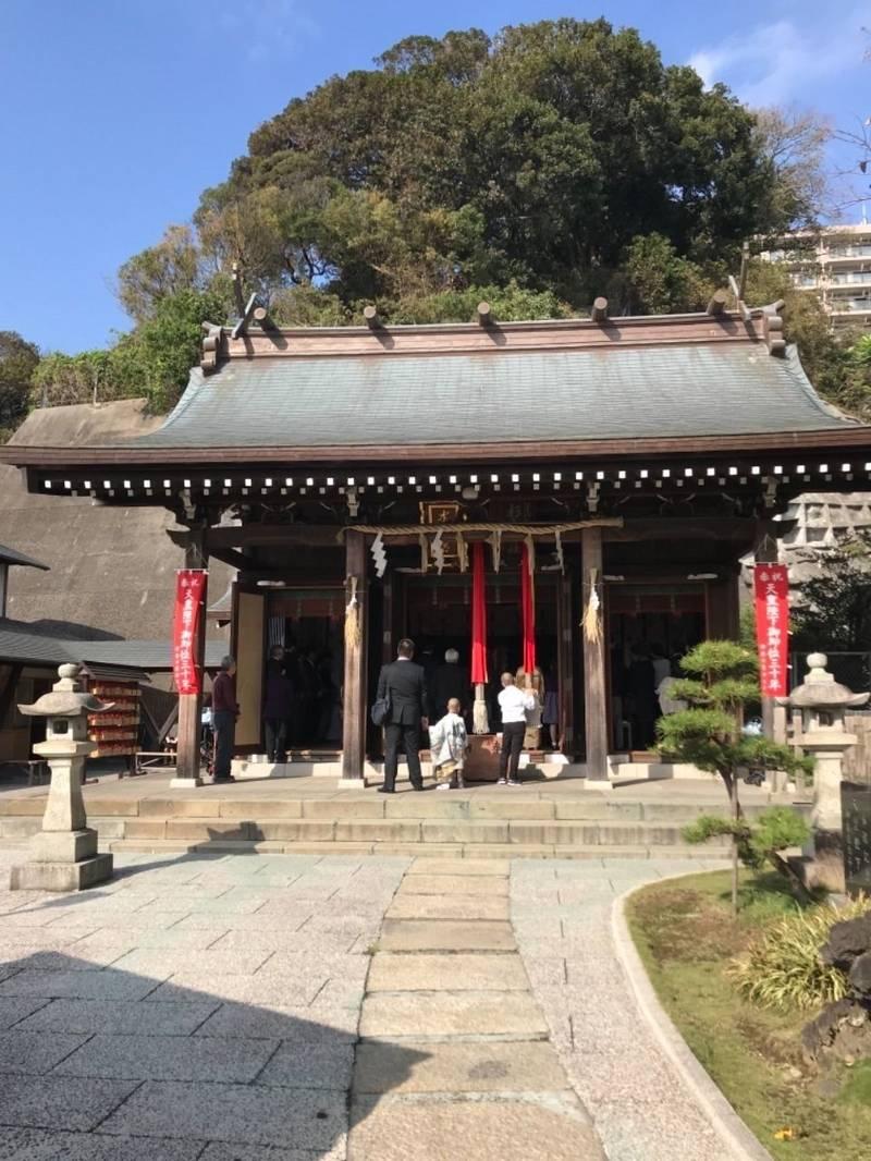杉山神社・横浜水天宮 - 横浜市/神奈川県 の見どころ... by とと   Omairi(おまいり)