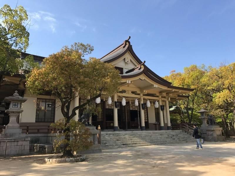 湊川神社  (楠公さん) - 神戸市/兵庫県 の見どこ... by taro1405 | Omairi(おまいり)