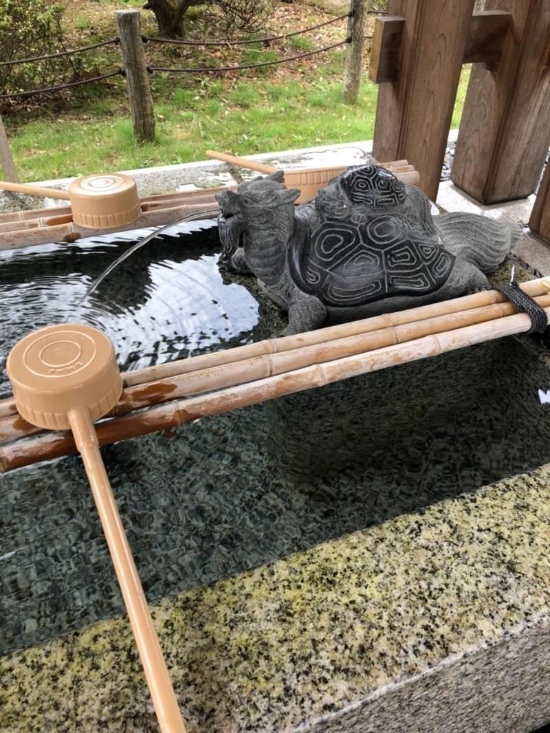大聖寺 - 土浦市/茨城県 の見どころ。手水舎は亀と龍... by あさみん   Omairi(おまいり)