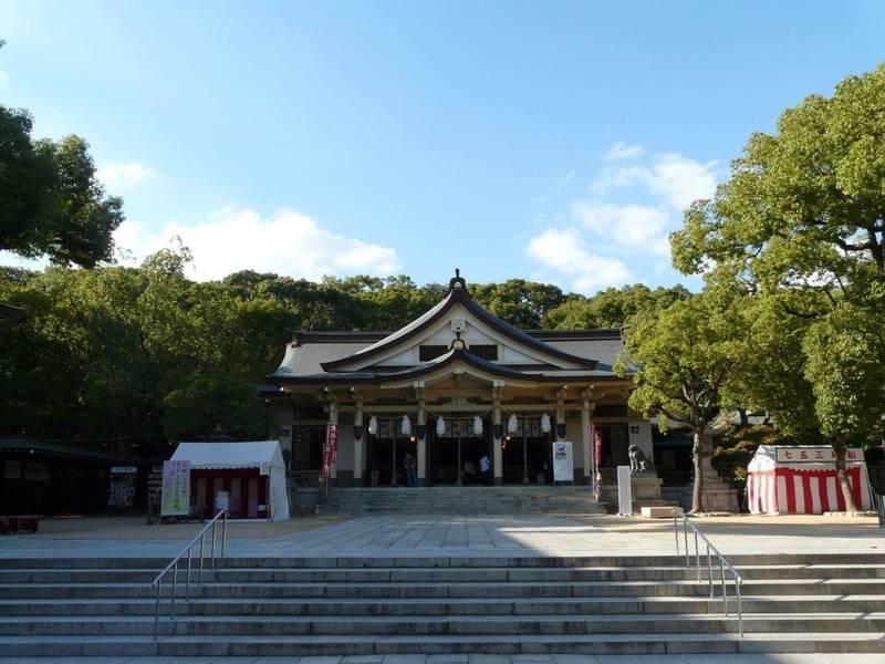 湊川神社     (楠公さん) - 神戸市/兵庫県 の... by ☆@naokijp ☆ | Omairi(おまいり)