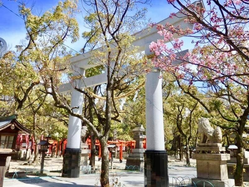 湊川神社  (楠公さん) - 神戸市/兵庫県 の見どこ... by moppy | Omairi(おまいり)