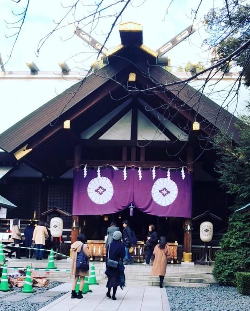 東京大神宮 - 千代田区/東京都 の見どころ。天気が良... by ちぃ | Omairi(おまいり)