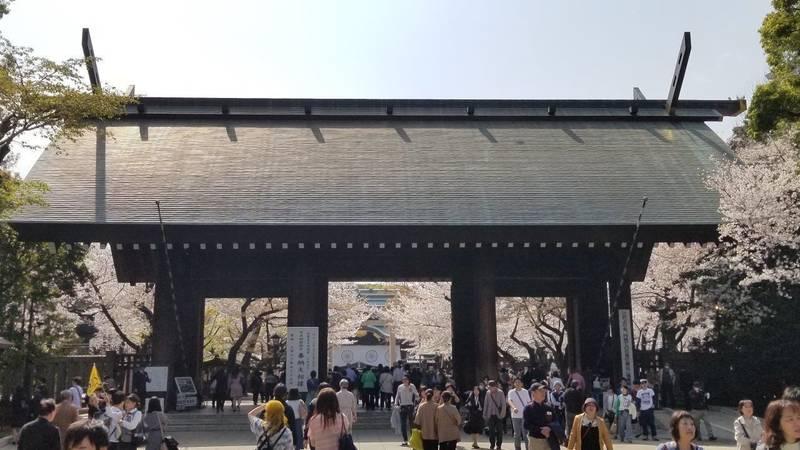 靖国神社 - 千代田区/東京都 の見どころ。靖国神社の... by ボブ | Omairi(おまいり)