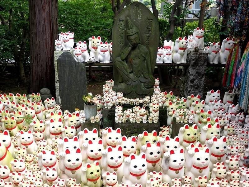 豪徳寺 - 世田谷区/東京都 の見どころ。猫ねこネコを... by linlin | Omairi(おまいり)