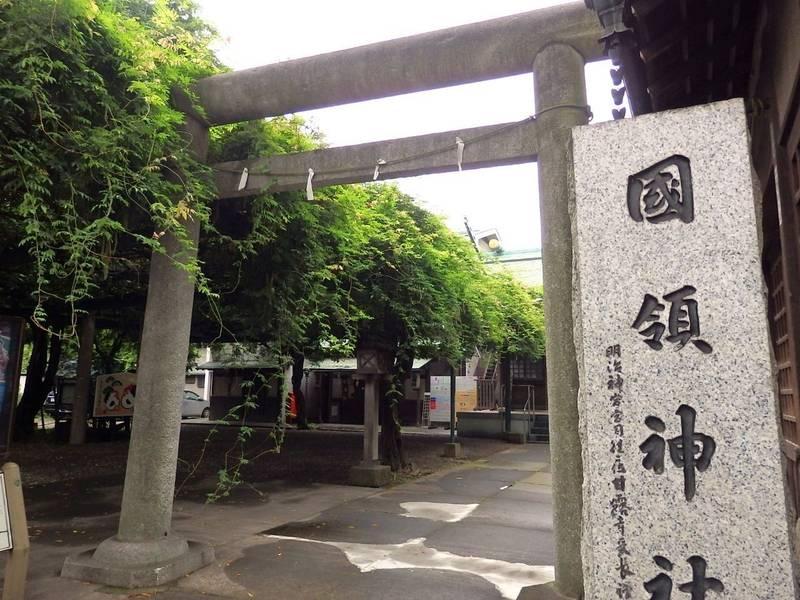 國領神社 - 調布市/東京都 の見どころ。藤の時季に訪... by linlin | Omairi(おまいり)