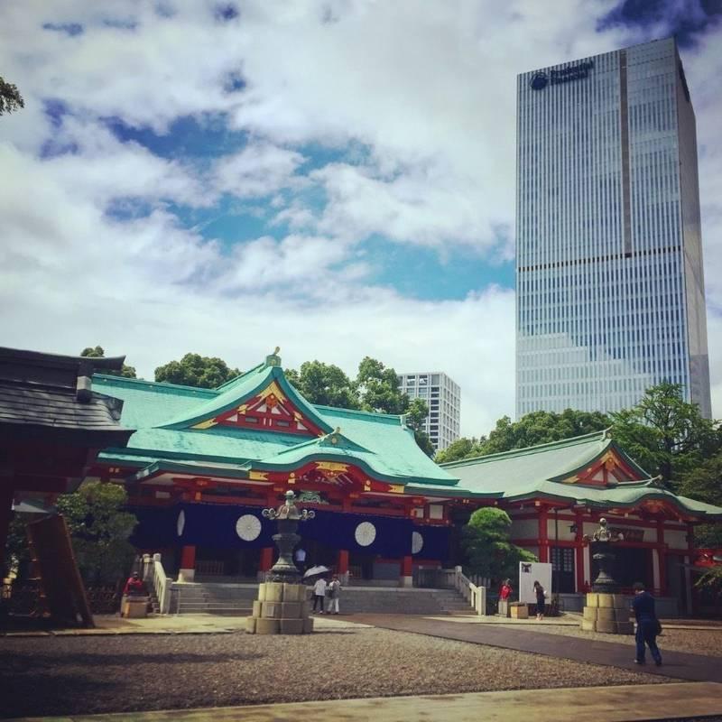 日枝神社 - 千代田区/東京都 の見どころ。田舎者なの... by satohoney | Omairi(おまいり)