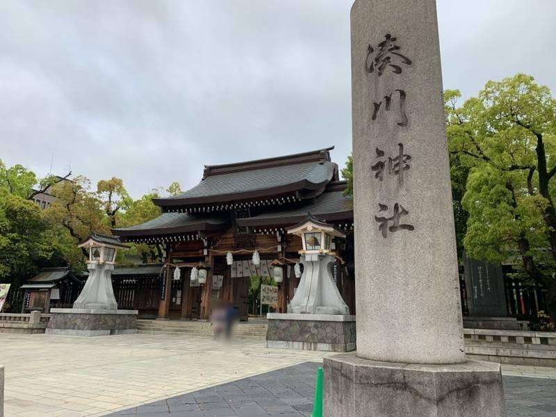 湊川神社  (楠公さん) - 神戸市/兵庫県 の見どこ... by hamneet | Omairi(おまいり)