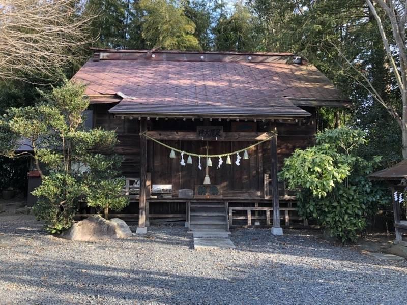足尾神社 - 石岡市/茨城県 の見どころ。足尾神社(里... by 快 | Omairi(おまいり)