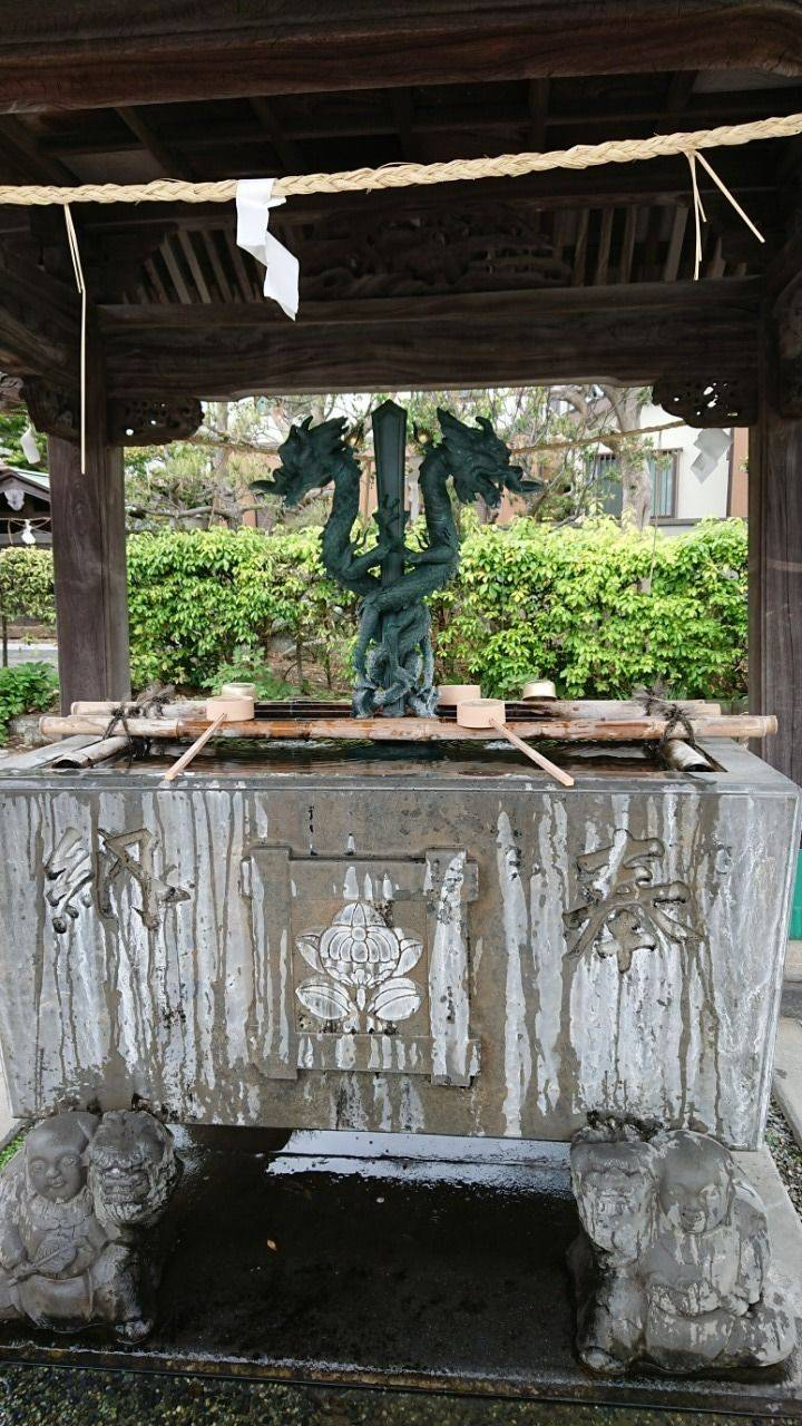 本覚寺 - 鎌倉市/神奈川県 の見どころ。手水舎です。... by ケロ08 | Omairi(おまいり)