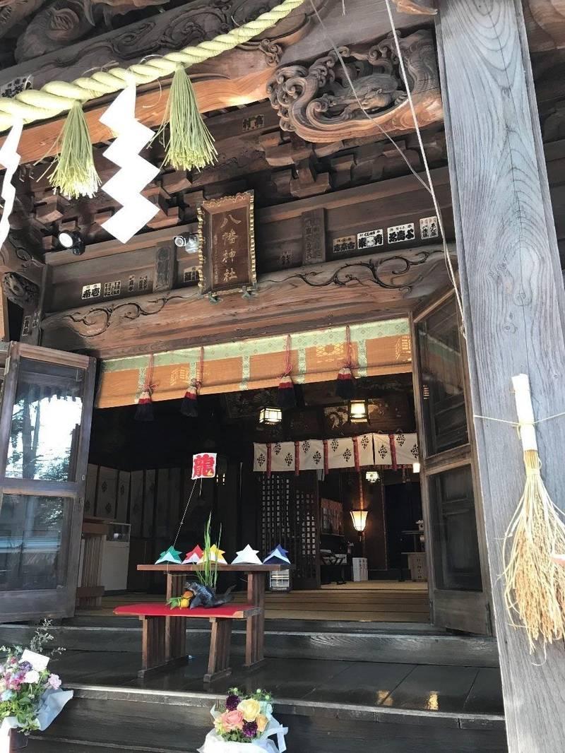 戸越八幡神社 - 品川区/東京都 の見どころ。戸越八幡... by とと   Omairi(おまいり)