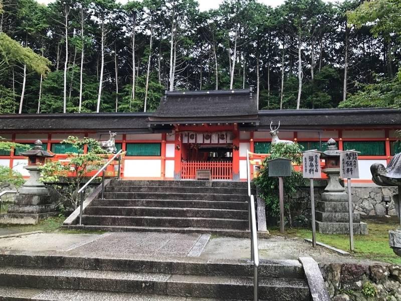 大原野神社 - 京都市/京都府 の見どころ。【昔の写真... by ぶんた | Omairi(おまいり)