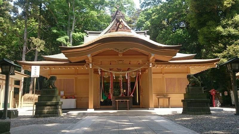 久伊豆神社 - さいたま市/埼玉県 の見どころ。参道の... by masa | Omairi(おまいり)